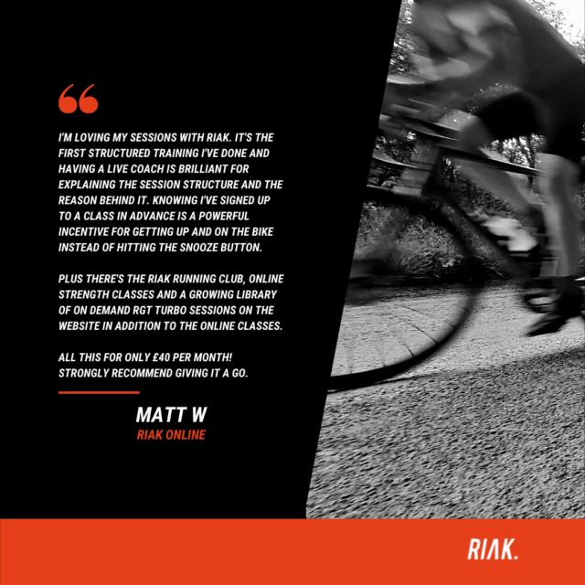 online cycling and triathlon club
