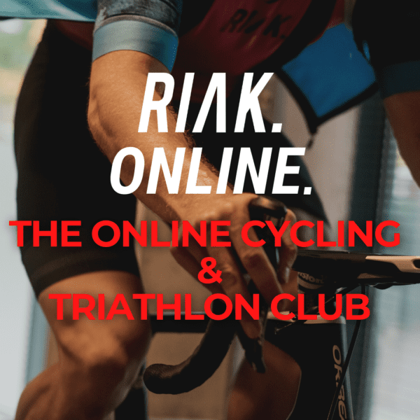 online swimming, cycling, running and strength
